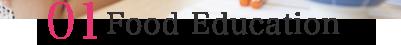 01 Food Education